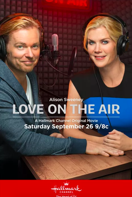 Love on the Air Movie Poster