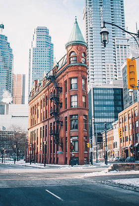 Image of iconic Toronto streets