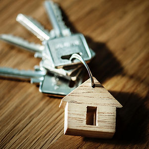 Keys of first time Torono home buyers