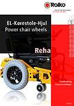 Reha Katalog 2 Hjul EL-Stole