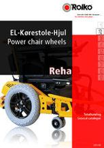 Katalog 2 EL-Kørestole hjul