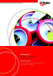 Industrie-Gesamtkatalog: Rubrik 1 mit Apparaterollen, Räder mit Vollgummireifen, Designerrollen, Abweisrollen, Doppelrollen und Befestigungen