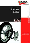 Reha Katalog 6 Bremser