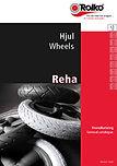 Reha Katalog 1 Hjul