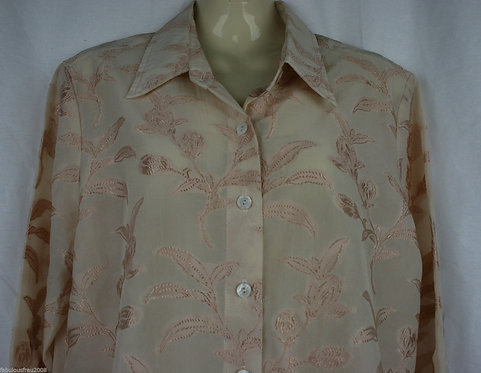 Vintage Trent Nathan Shirt Size 10