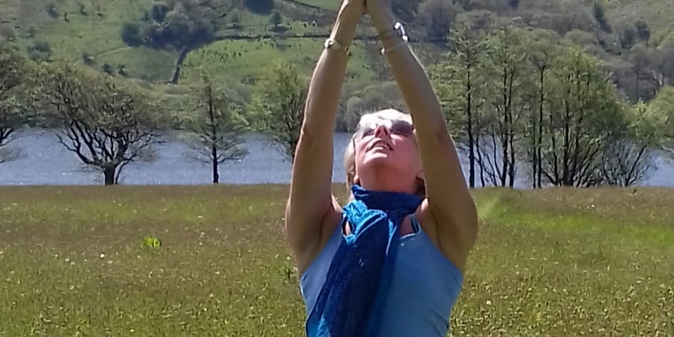 YOGA IN NATURE with Philippa Wade