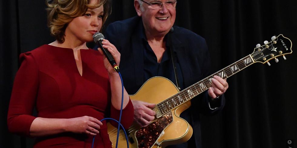 CONSCIOUS CAFE - top Jazz with Jim Mullen (guitar) & Zoe Francis (vocals)