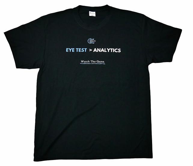 Eye Test > Analytics Tee