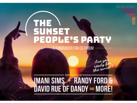 The Sunset People's Party Fundraiser