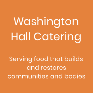 Washington Hall Catering