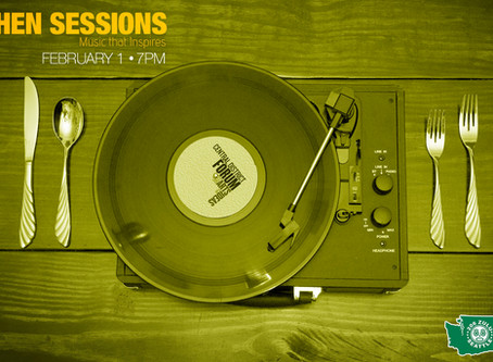 Kitchen Sessions: Music That Inspires