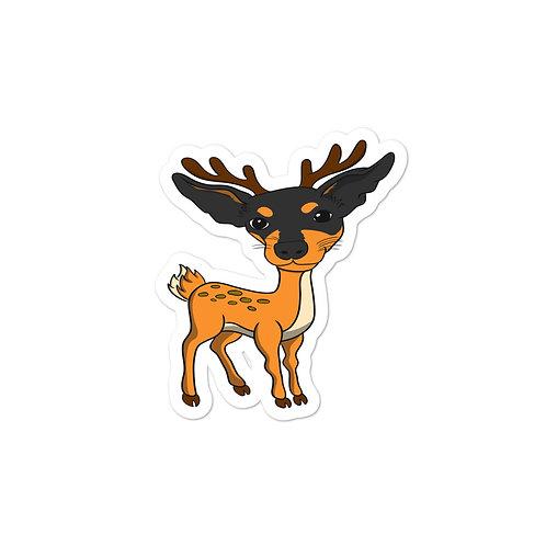 Lucy Deer Sticker