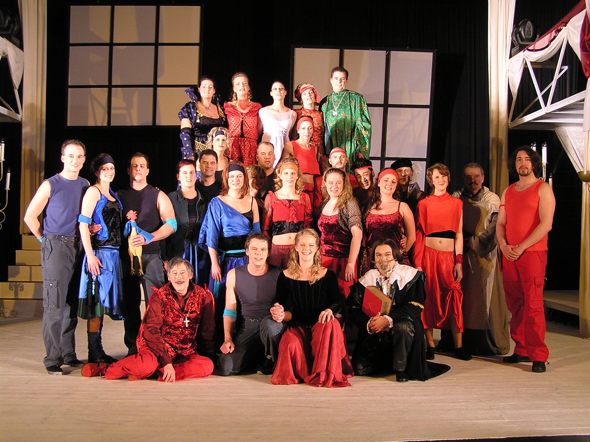 2006 Romeo und Julia