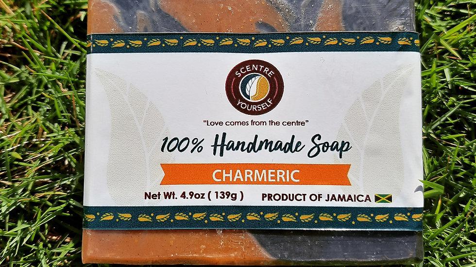Natural 100% Handmade Soaps - Charmeric