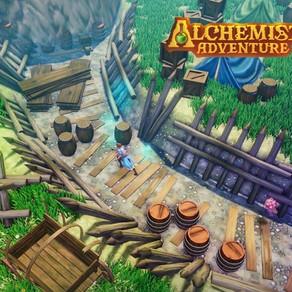 Demo de Alchemist Adventure disponível no Steam