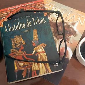 Resenha do livro 'A batalha de Tebas': uma obra que beira à perfeição