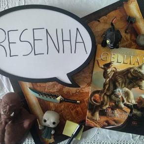 Resenha do livro 'Crônicas de Luthera: Gellian' por @LeiturasDeUmaGarota