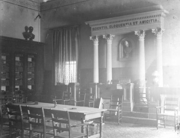 Erodelphian Society Hall