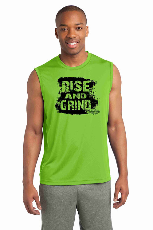 Men's Sleeveless - Rise and Grind