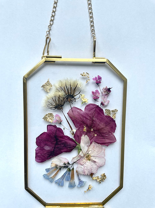 Petunias and Dandelions