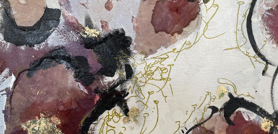 Detail of Hibiscus Gaden