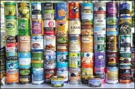 Canned food well worth your $$$