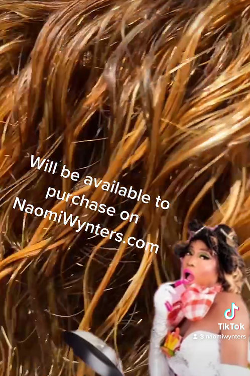 20inch Human Hair Farrah Lacefront wig