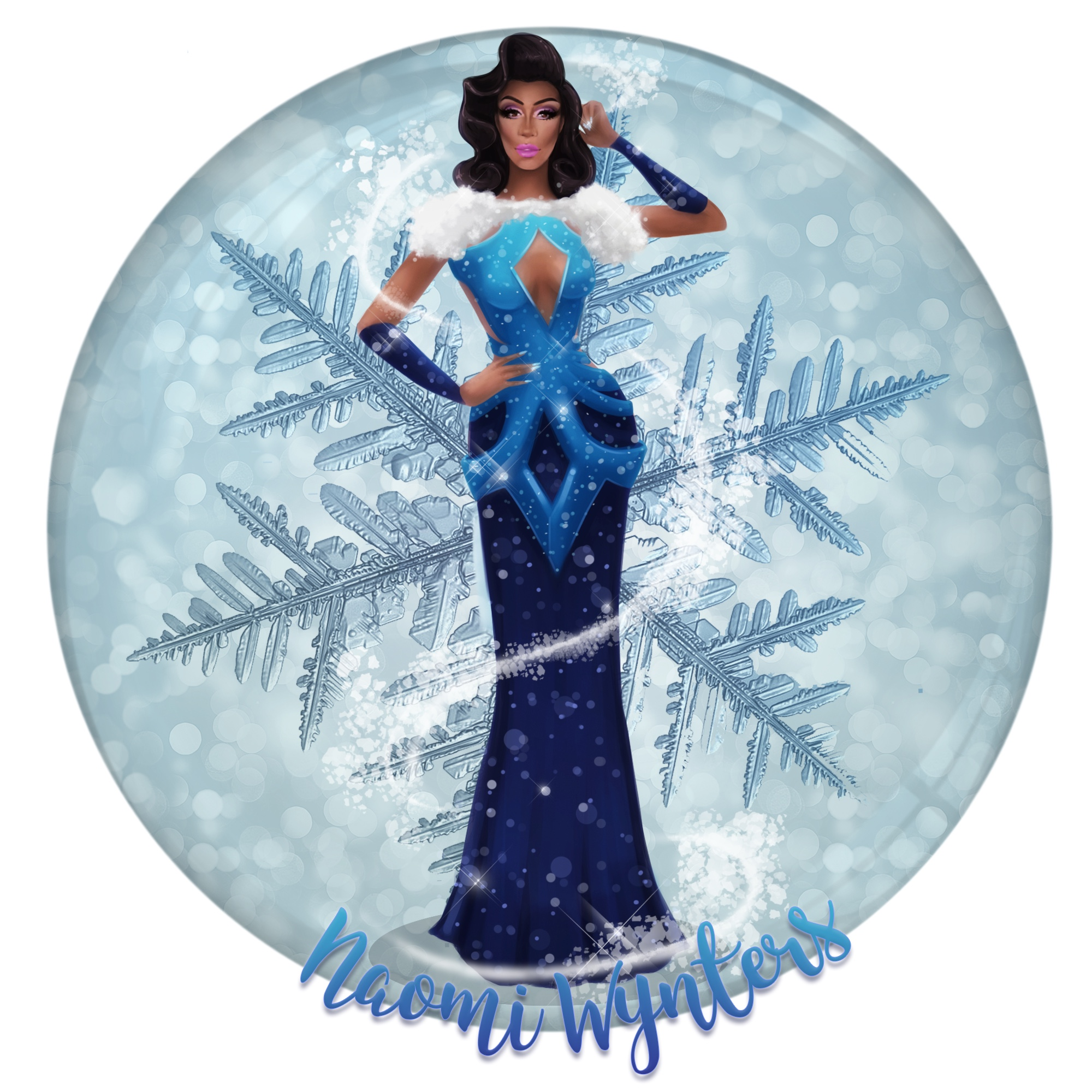 Wynter Wonderland Snow Globe
