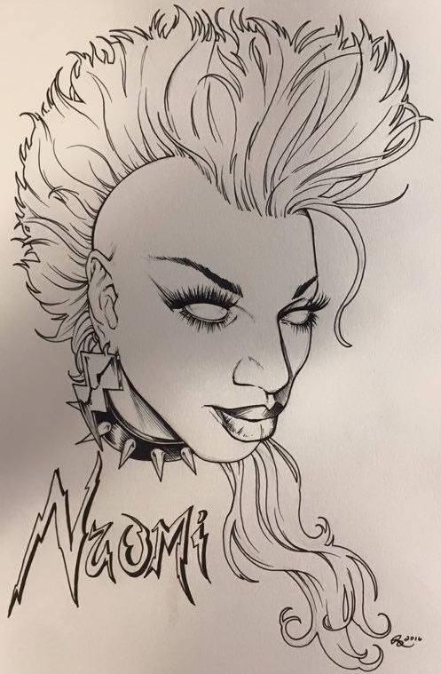 Naomi Storn