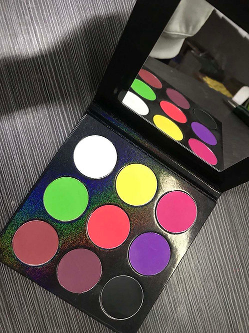 Twisted Crown Beauty Makeup Palette