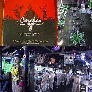 Carabao Thai Restaurant at Johor Bahru