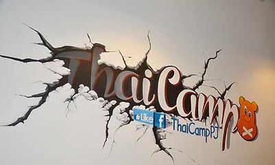 Thai Camp at Taman Paramount