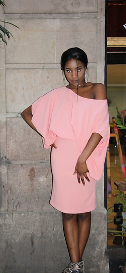 PINK GRACE DRESS