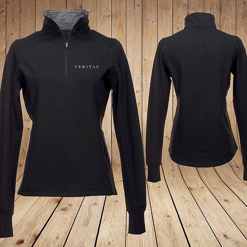 Ladies Veritas 1/4 Zip Jacket