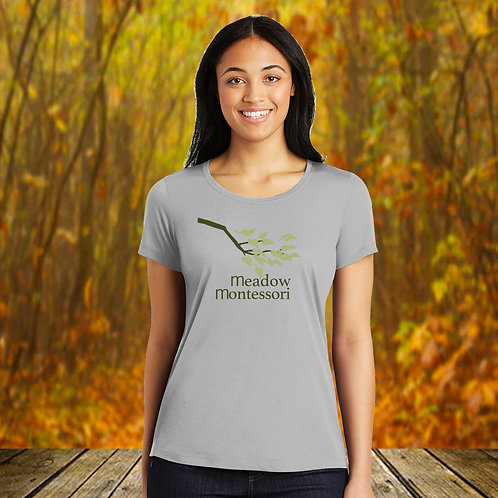Ladies Sport-Tek Posicharge Competitor Cotton Touch Tees