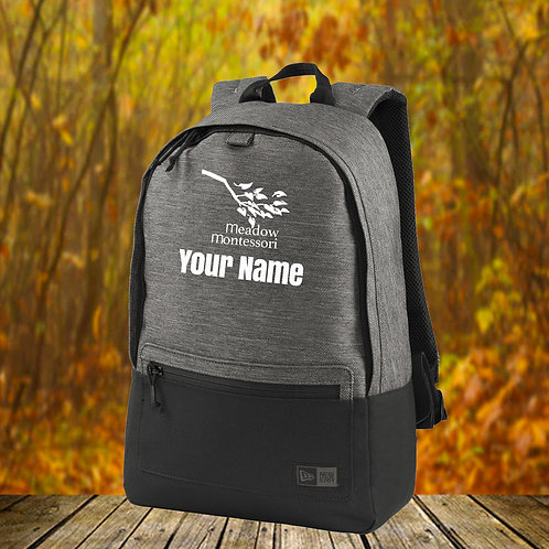 Personalized New Era Backpack