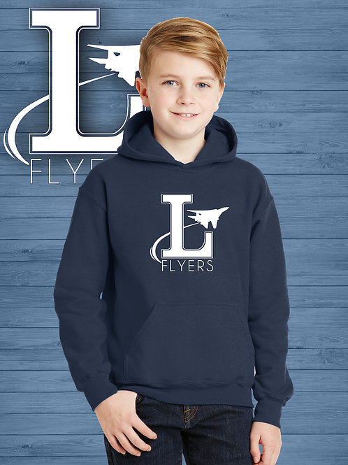 Youth Lake Pullover Hoodie