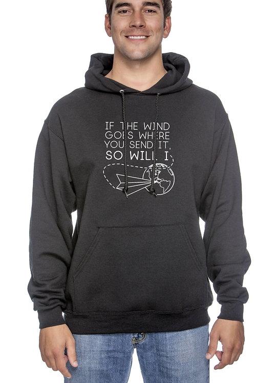 If the Wind Goes - Airplane - Hoodie