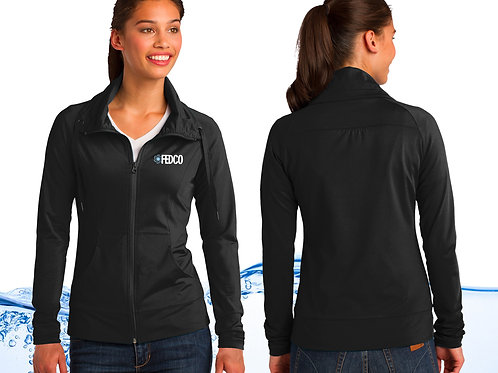 Ladies Sport-Wick Stretch Jacket