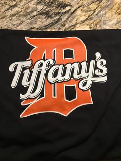 Tiffany's D Logo