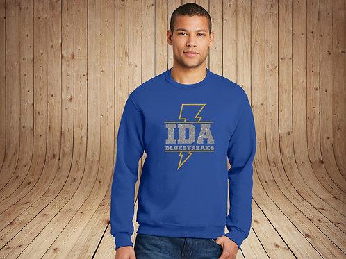 IDA Spirit - Glitter Crewneck Sweatshirt