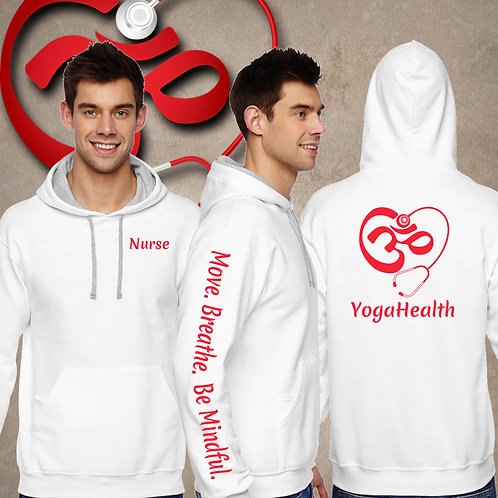 Customized YogaHealth Hoodie