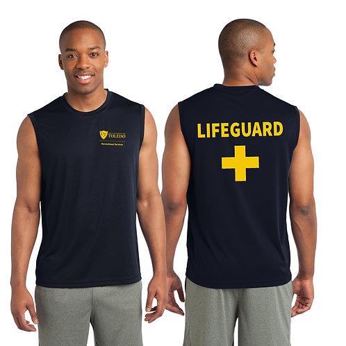 UT Rec - Men's Lifeguard Sleeveless Tee