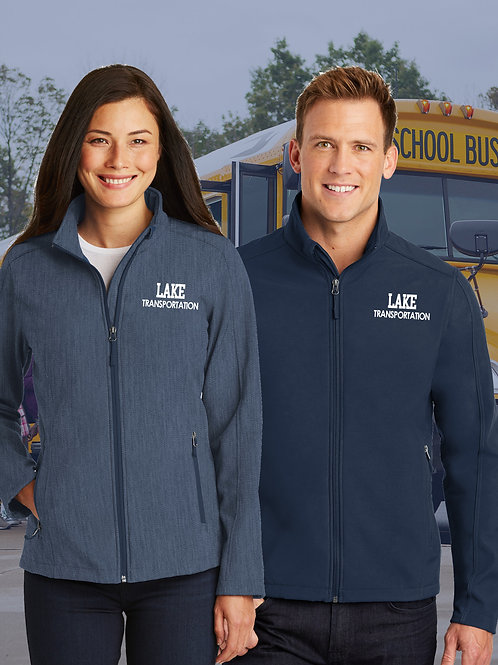 Lake Transportation Soft Shell Jacket