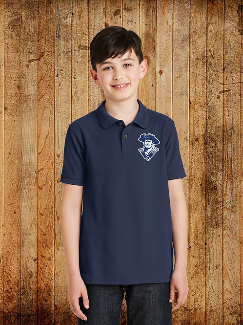 SLCS Spirit - Youth Patriot Polo