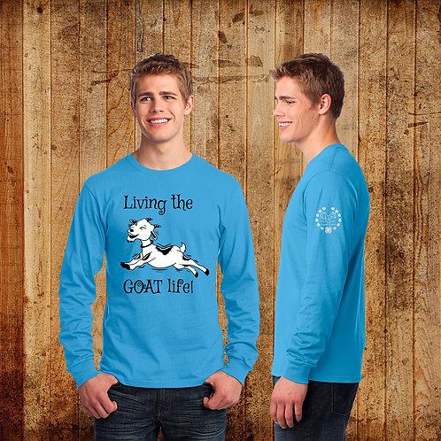 2021 Caprine Council Long Sleeve T-Shirt
