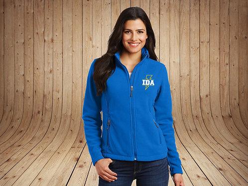 IDA Spirit -Ladies Full Zip Fleece