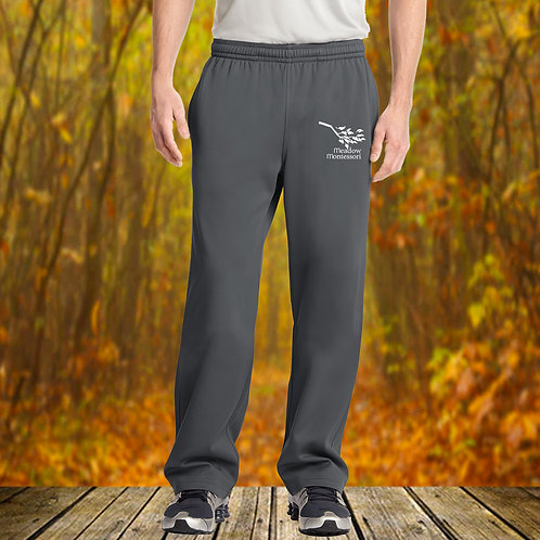 Men's Sport Wick Performance Fleece Pants