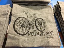 MM Bike Tee Gray