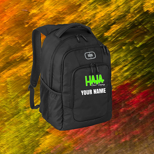 Personalized Ogio Backpack